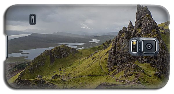The Old Man Of Storr, Isle Of Skye, Uk Galaxy S5 Case