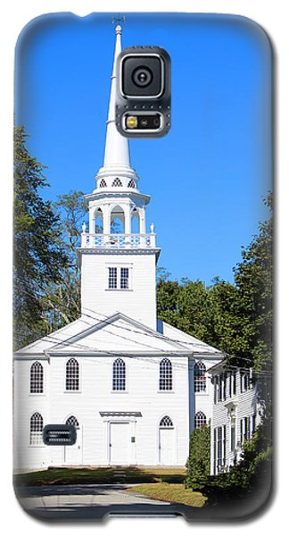 The Old Meeting House Yarmouth Me Galaxy S5 Case
