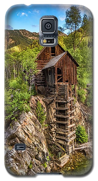 The Old Mill Galaxy S5 Case