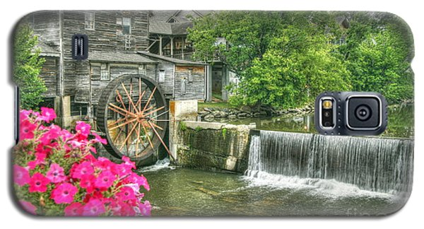 The Old Mill Galaxy S5 Case by Myrna Bradshaw
