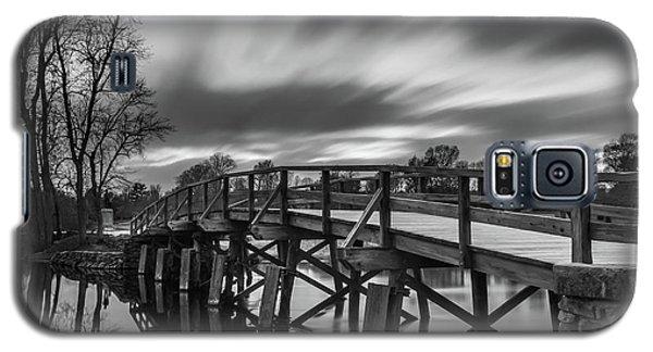 The Old North Bridge Galaxy S5 Case