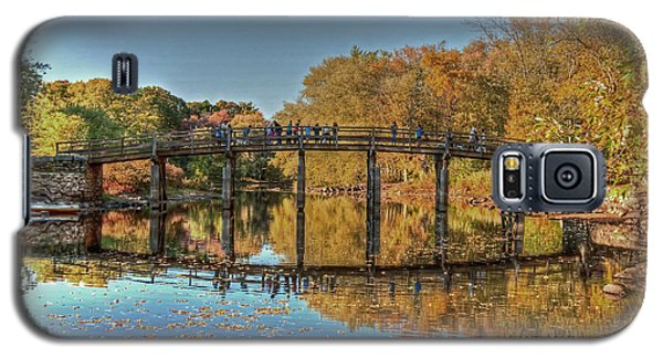 The Old North Bridge Galaxy S5 Case
