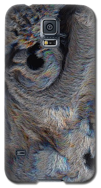 The Old Owl That Watches Galaxy S5 Case by ISAW Gallery