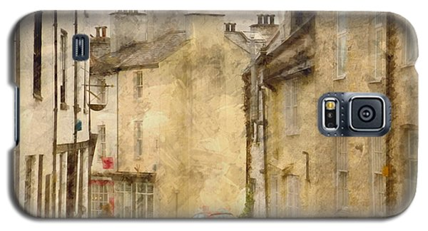 Galaxy S5 Case featuring the photograph The Old Part Of Town by LemonArt Photography