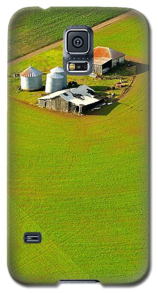 The Old Place Galaxy S5 Case by Jerry Sodorff