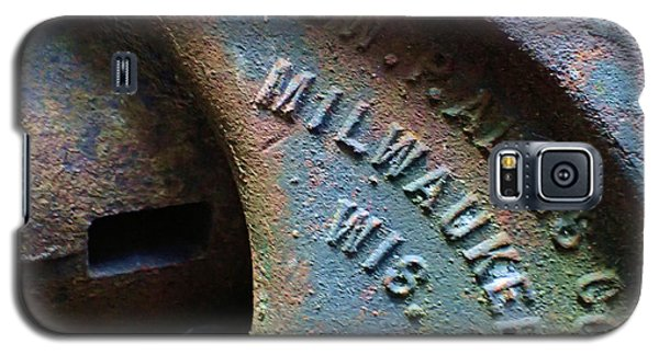 The Old Stamp Mill- Findley Mine Galaxy S5 Case