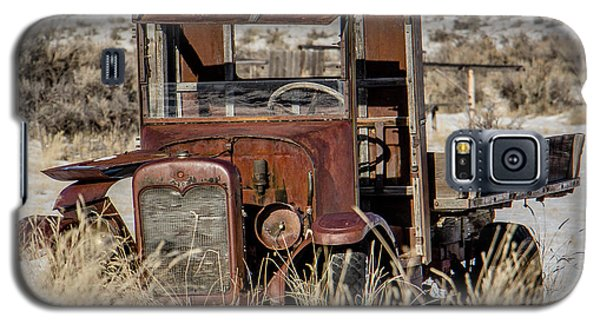 The Old Truck Galaxy S5 Case