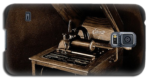 The Old Victrola Galaxy S5 Case