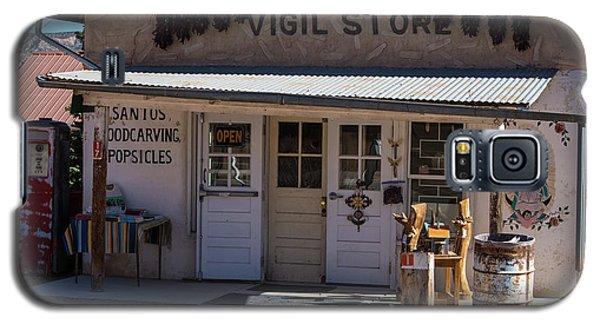 Old Vigil Store In Chimayo Galaxy S5 Case