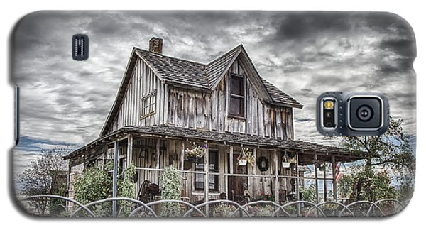 The Old Wood House Rogue Valley Oregon Galaxy S5 Case