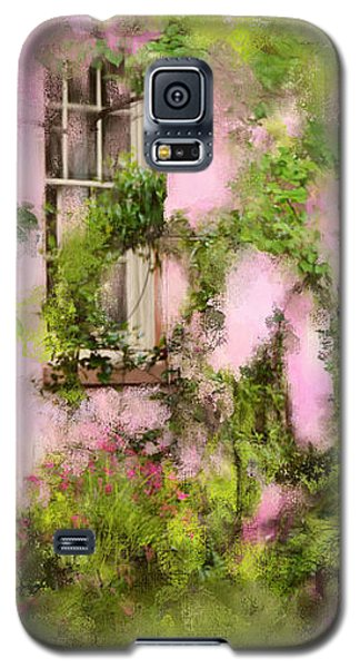 The Olde Pink House In Savannah Georgia Galaxy S5 Case