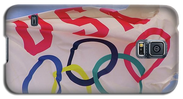 The Olympic Flag Galaxy S5 Case