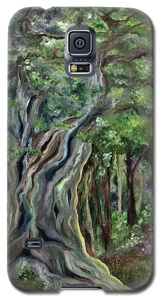The Om Tree Galaxy S5 Case