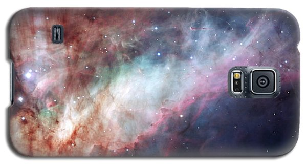Galaxy S5 Case featuring the photograph The Omega Nebula by Eso