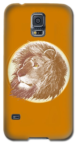 The One True King Galaxy S5 Case by J L Meadows