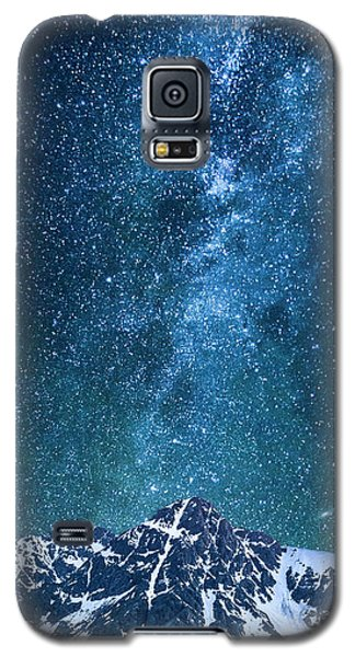 The One Who Holds The Stars Galaxy S5 Case