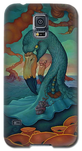 The Only Thing That Will Have Mattered Galaxy S5 Case by Andrew Batcheller