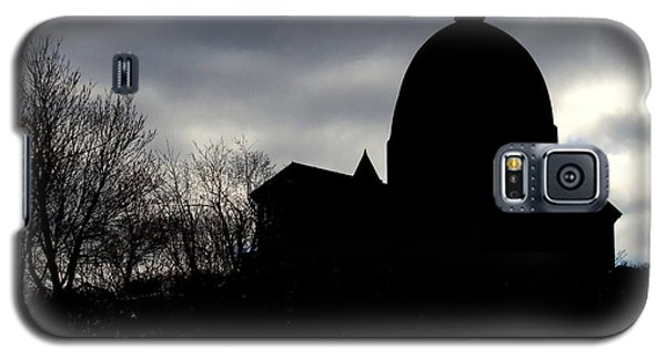 The Oratory - Silhouette Galaxy S5 Case by Robert Knight