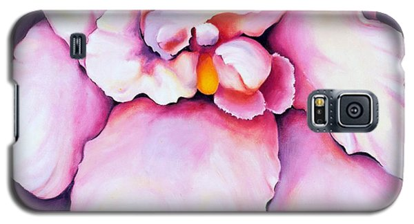The Orchid Galaxy S5 Case