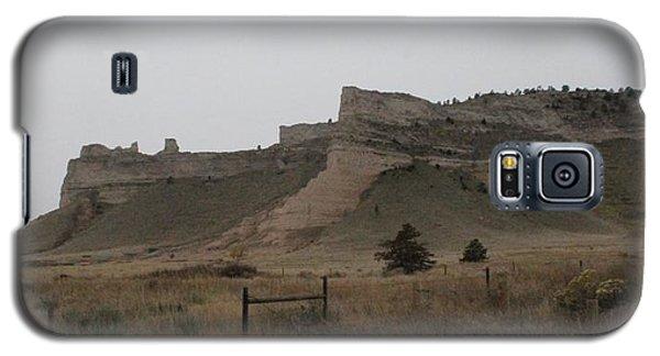 The Oregon Trail Scotts Bluff Nebraska Galaxy S5 Case
