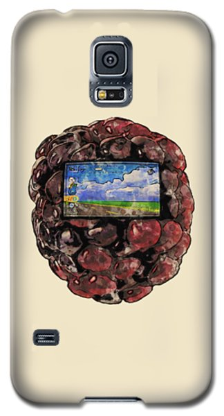 The Blackberry Concept Galaxy S5 Case by ISAW Gallery