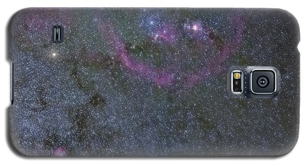 Galaxy S5 Case featuring the photograph The Orion Complex by Charles Warren