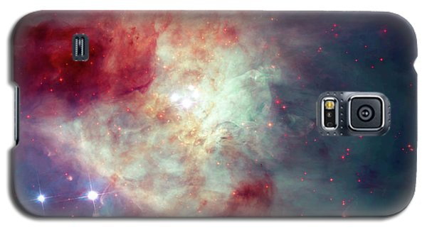 Galaxy S5 Case featuring the photograph The Orion Nebula #3 by Nasa