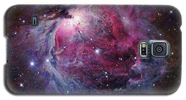 The Orion Nebula Galaxy S5 Case