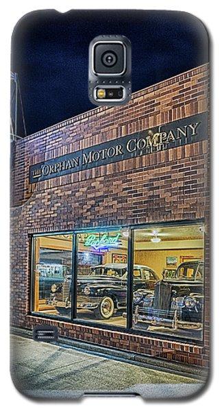 The Orphan Motor Company Galaxy S5 Case