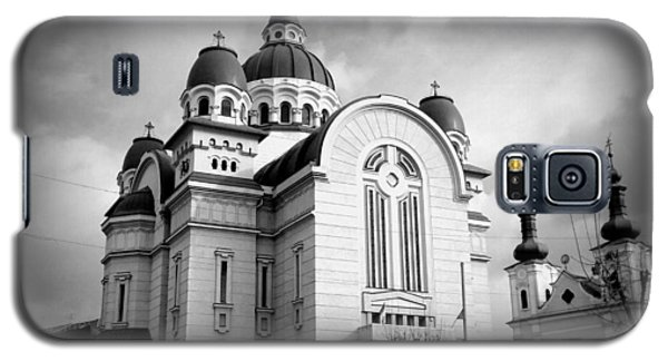 The Orthodox Cathedral And The Saint John The Baptist Church Galaxy S5 Case