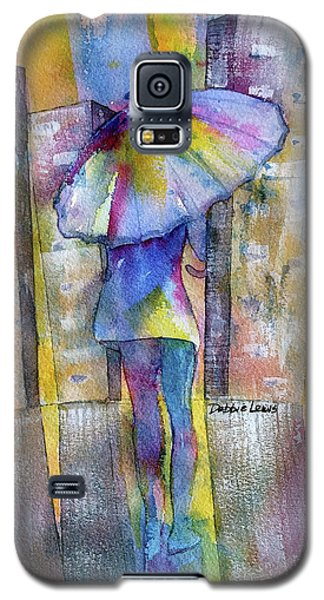 The Other Girl In The City Galaxy S5 Case