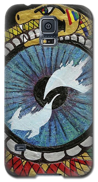 The Ouroboros Galaxy S5 Case