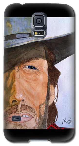 The Outlaw Josey Wales Galaxy S5 Case by Rand Swift
