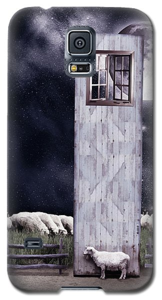 The Outsider Galaxy S5 Case by Mihaela Pater