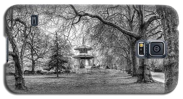 The Pagoda Battersea Park London Galaxy S5 Case