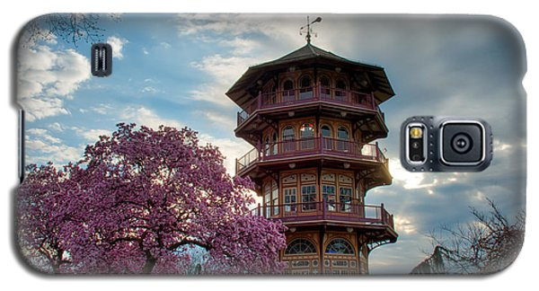 The Pagoda In Spring Galaxy S5 Case