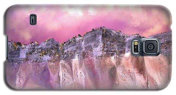 The Painted Sand Rocks Galaxy S5 Case