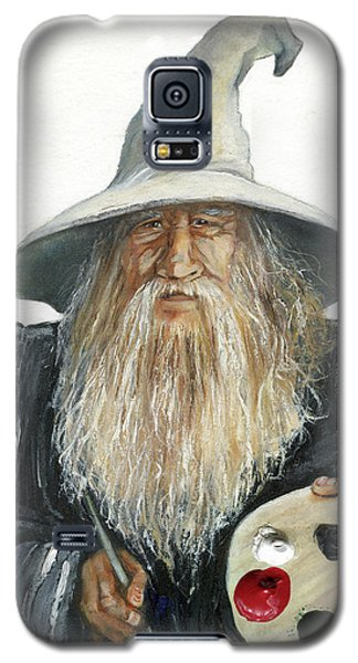 The Painting Wizard Galaxy S5 Case