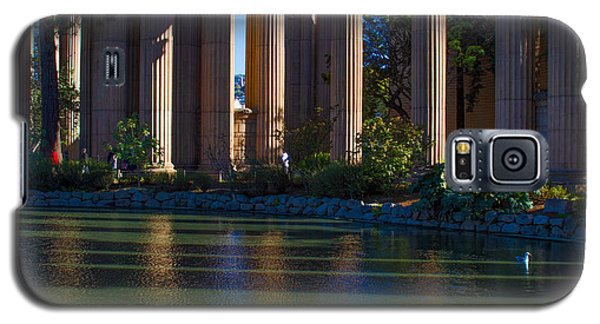 The Palace Pond Galaxy S5 Case