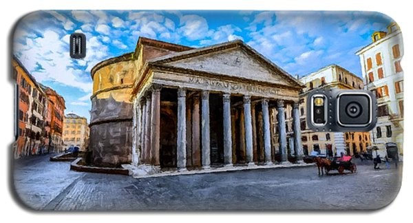 The Pantheon Rome Galaxy S5 Case