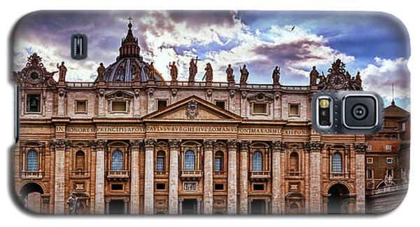 The Papal Basilica Of Saint Peter Galaxy S5 Case