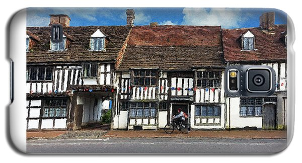 The Paper Boy - East Grinstead Galaxy S5 Case