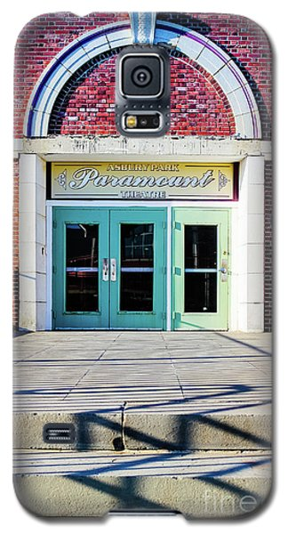 Galaxy S5 Case featuring the photograph The Paramount Theatre by Colleen Kammerer