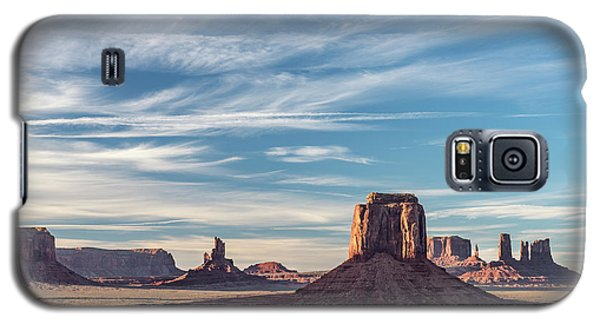 Galaxy S5 Case featuring the photograph The Past by Jon Glaser