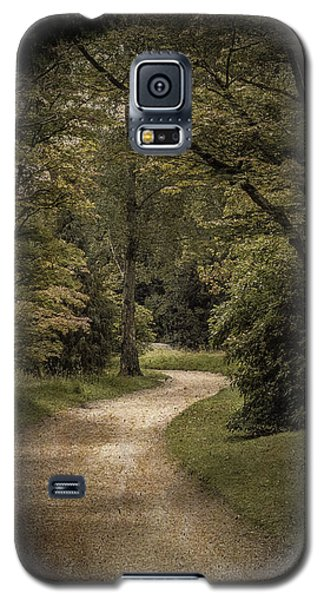 Galaxy S5 Case featuring the photograph The Path by Ryan Photography