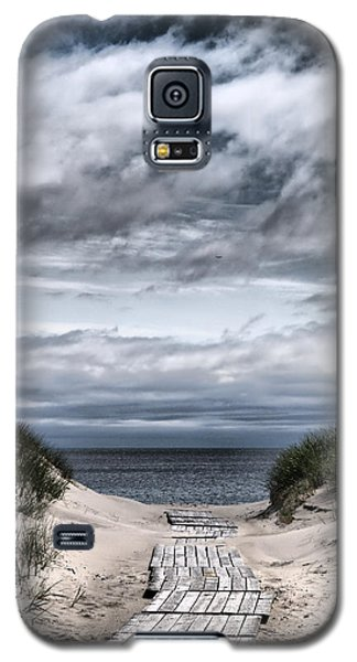 The Path To The Beach Galaxy S5 Case