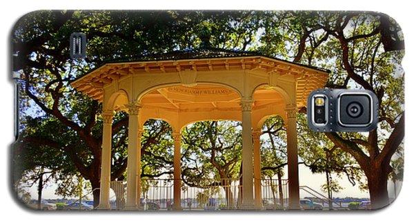 The Pavilion At Battery Park Charleston Sc  Galaxy S5 Case