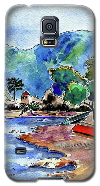 The Peloponnese Galaxy S5 Case