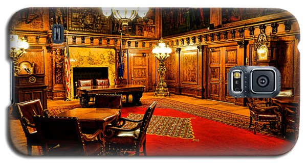 The Pennsylvania Governor Office Galaxy S5 Case by Olivier Le Queinec