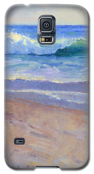 The Healing Pacific Galaxy S5 Case
